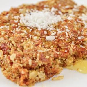 Видео рецепт: Анзак бисквит