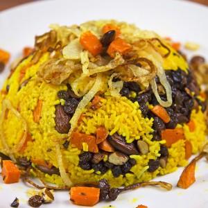 Видео рецепт: Биријани со зеленчук