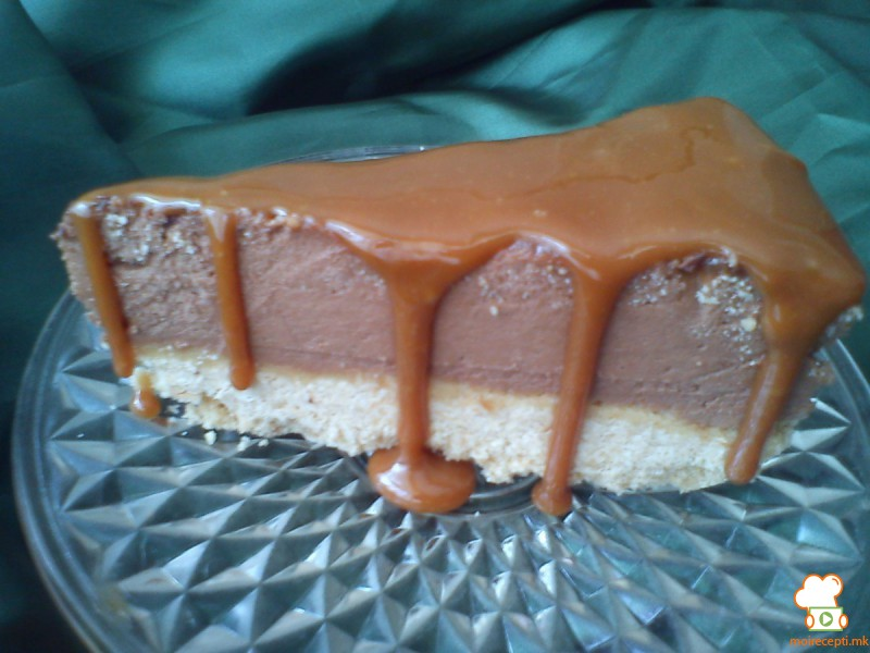 Чоколаден чизке�к