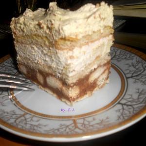 Непечена торта
