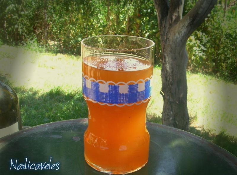 Густ сок од кајсии