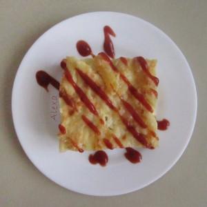 Потпечени макарони со бешамел