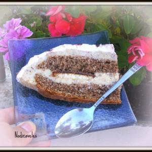 Бадем торта