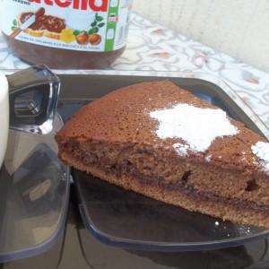 Торта со Нутела