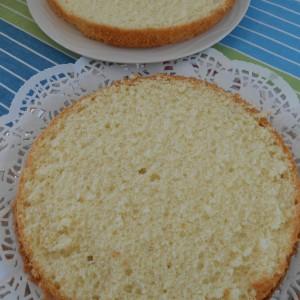 Бисквит за торта - основен рецепт