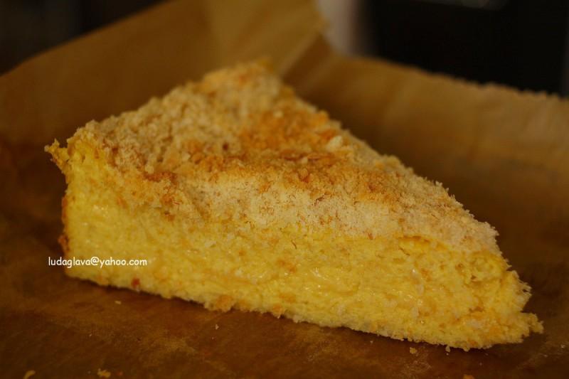 Солена компир торта