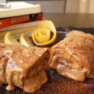 Сирови банана палачинки