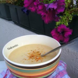 Крем супа од компир и тиквица