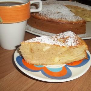 Торта со јаболки  (della nonna)