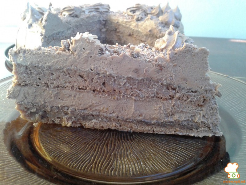 Роденденска чоколадна торта