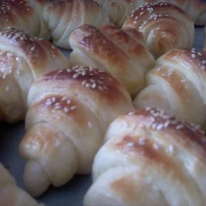 Пекарски кроасани
