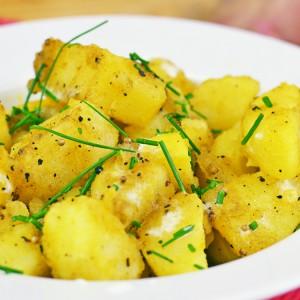 Видео рецепт: Бомбај компири