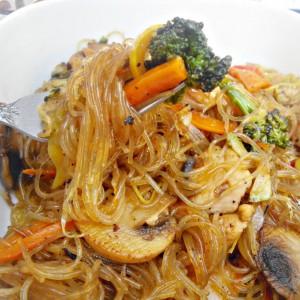 Оризови нудли - Stir-Fry