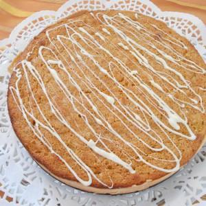 Торта со тиква и бело чоколадо