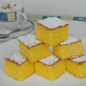 Коцки со лимон