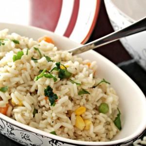 Конфети ориз за прилог