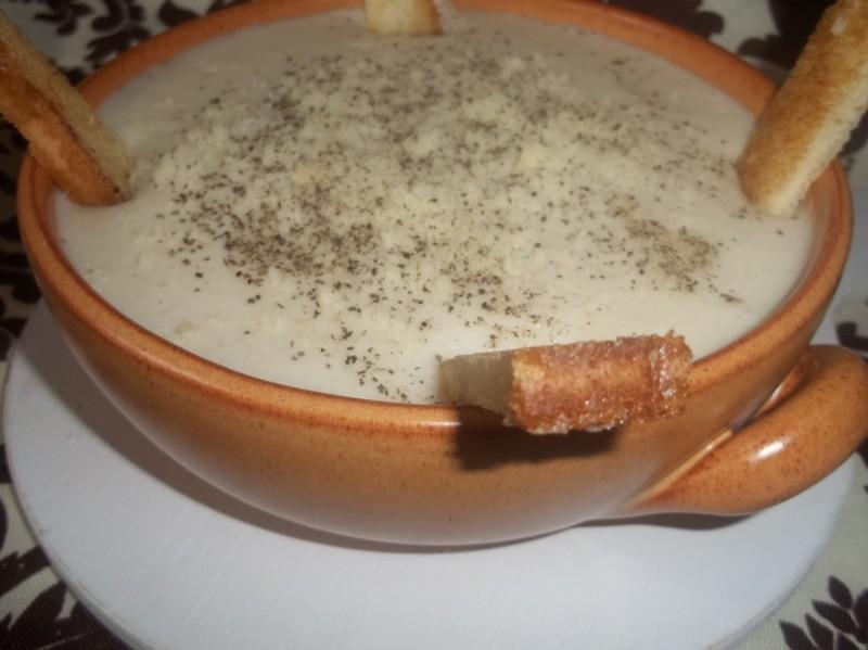 Крема од карфиол