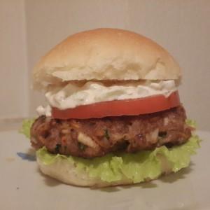 Нискокалорични хамбургери