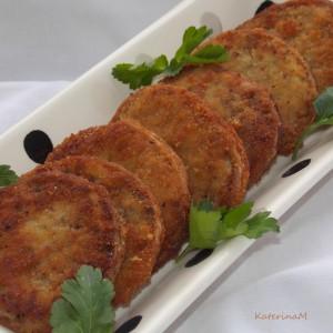 Похувана ролована обланда со мелено месо и ориз