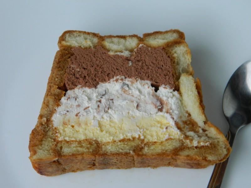 Непечен кремаст колач