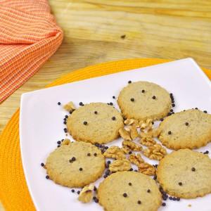 Видео рецепт: Бисквити со црн бибер