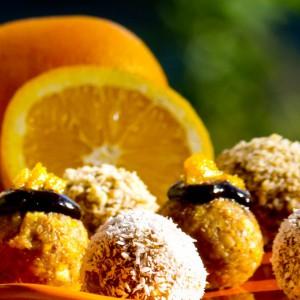 Бомбици од смокви и цели портокали