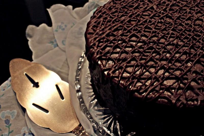 Мексиканска чоколадна торта