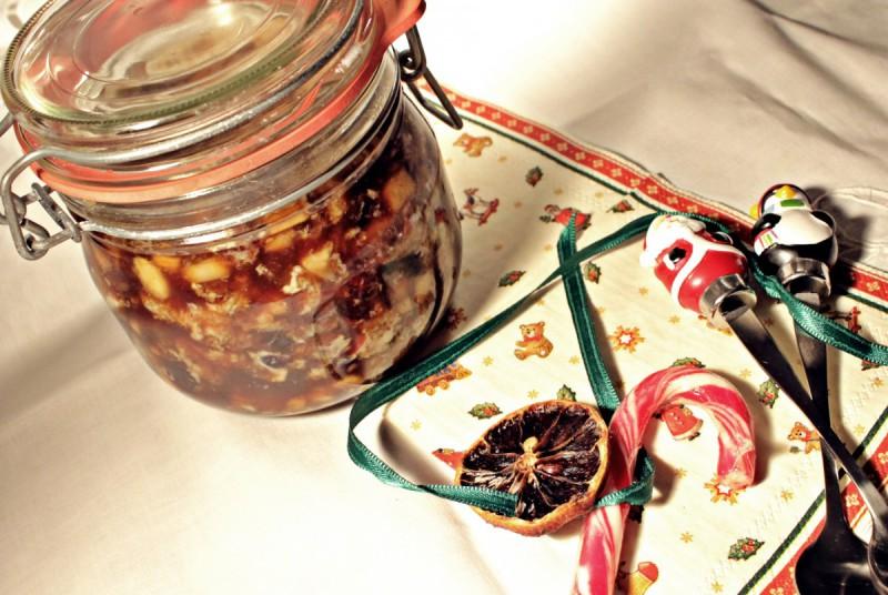 Минсмит (Мешано суво овошје за колачи)