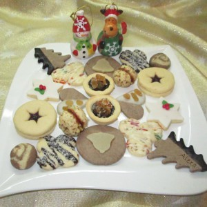 Празнични суви колачиња