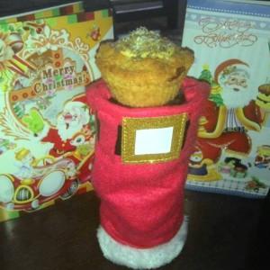 Солени мафини со гриз и цвекло