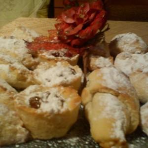 Празнични посни колачиња