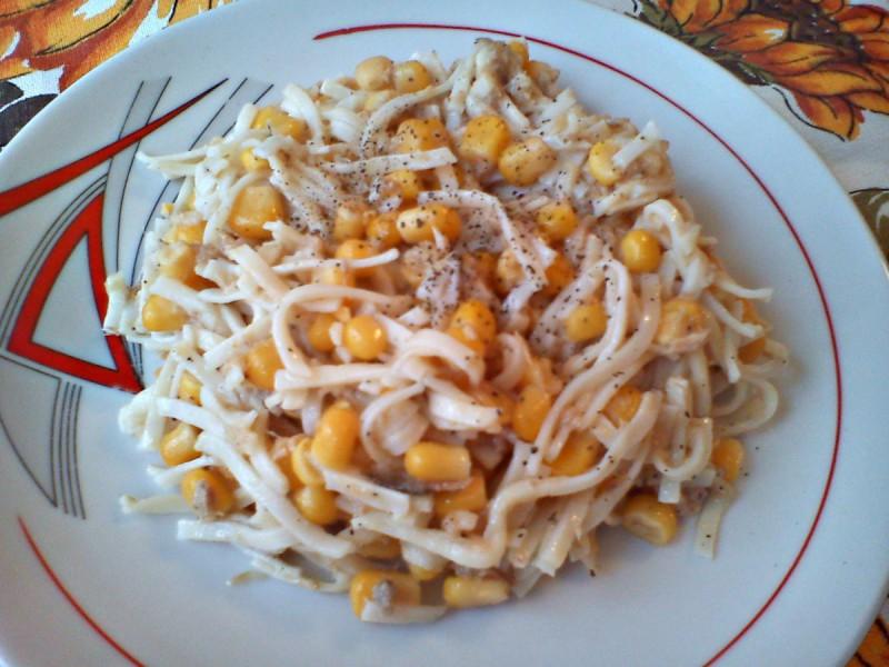 Туна салата/оброк (посно)