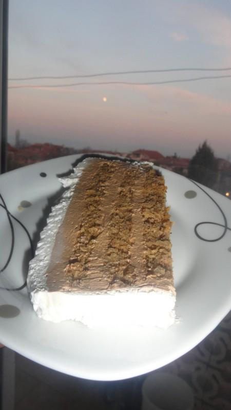 Торта со инстант кафе