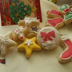Бисквит празнични колачи