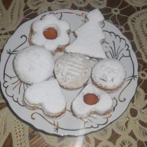 Линцер колачиња со свинска маст