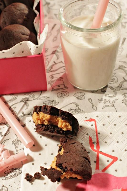 Какао колаченца со кикирики путер