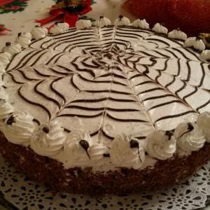 Германска торта со ликер од јајца - Verpoorten Advocaat cake