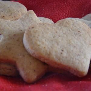 Суви колачиња со бадеми