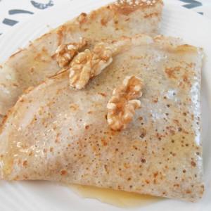 Палачинки со брашно од хељда