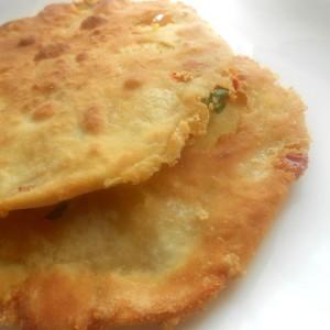 Индиски палачинки  Roti pancakes