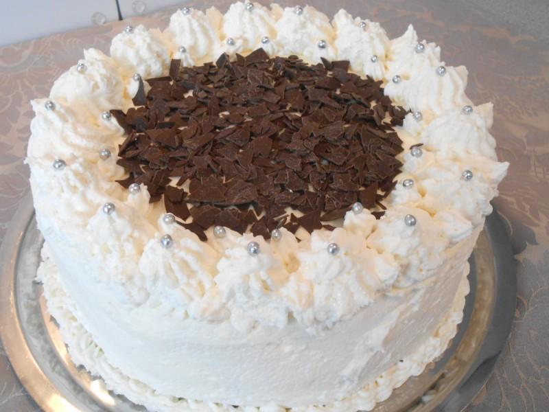 Интерконтинентал торта (јубилеен 100ти рецепт)