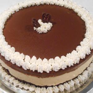 Чоко-кокос торта