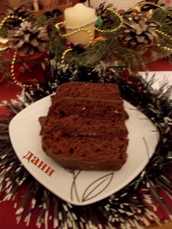 Бабин празничен колач