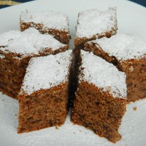 Чоколадна торта со црвено вино
