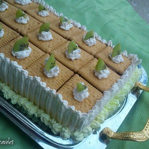 Крем торта