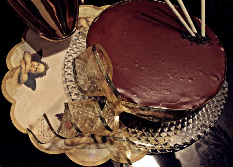 Сникерс торта по Марта Стјуарт