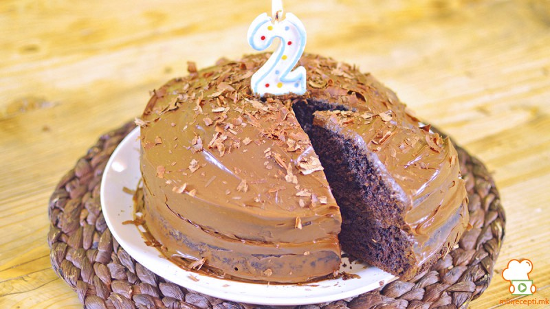 Видео рецепт: Роденденска торта