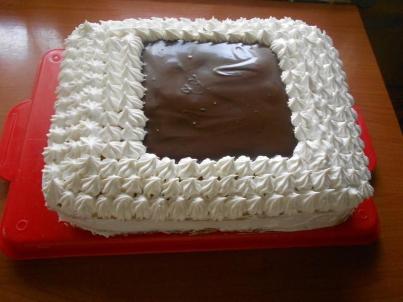 Торта со целуфки (Пуслица торта)
