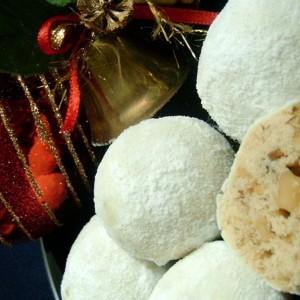 Бели грчки гурабии-ванилици