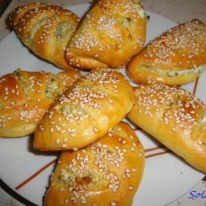 Поча-турско пециво